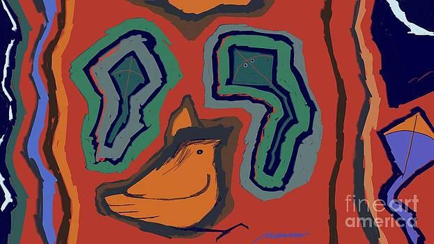 Untitled 25 by Vilas Malankar