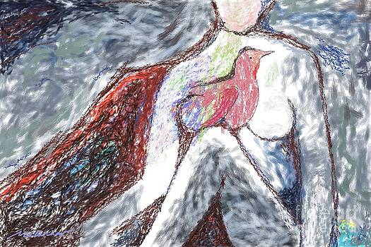 Untitled 6 by Vilas Malankar