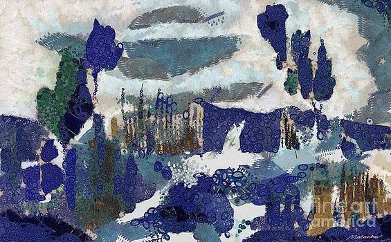 Untitled 9 by Vilas Malankar