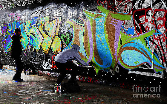 Urban Artists by Urban Shooters
