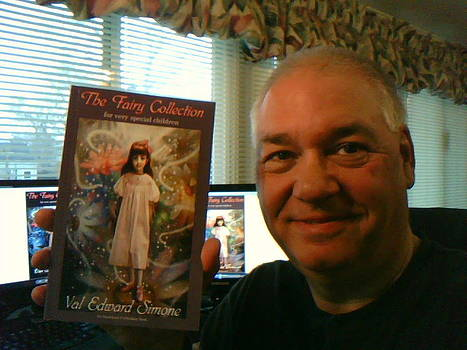 Val Edward Simone-The Fairy Collection Published by Yoo Choong Yeul