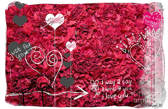 Valentine ver.1 by Astrid Van Loopik