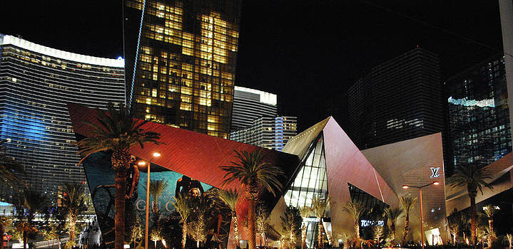 Las Vegas by Maria Lopez