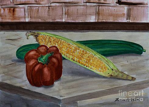 Barbara McMahon - Vegetables