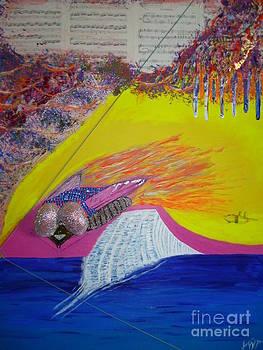 Velocity Avalanche by Matt Gregor