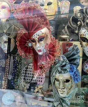 Venetian Masquerade by Laura Ramsey