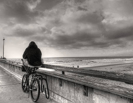 Venice Beach by Stellina Giannitsi