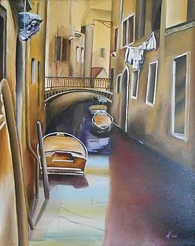 Venice by Robert Foss
