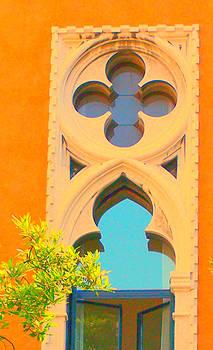 Venice Window by Betsy Moran