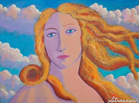 Venus Does Venice by Frank Strasser