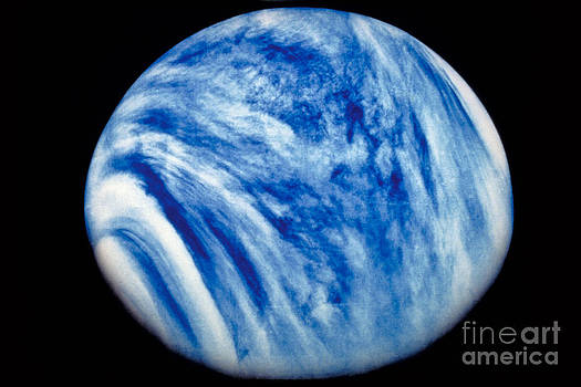 NASA - Venus From Mariner 10