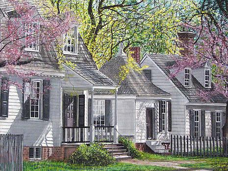 Vermont Summer by Stuart B Yaeger