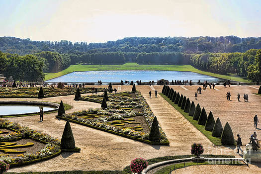 Chuck Kuhn - Versailles Gardens