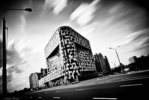 Vet Square by Mark Britten