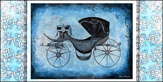 Victorian Coach by Mary Morawska