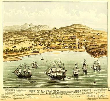 Reproduction - View of San Francisco