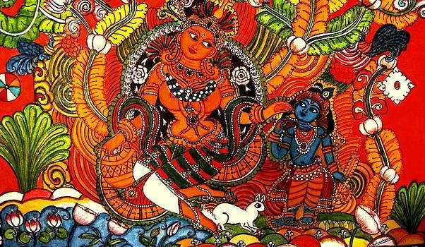 Vindhyavasini by Maneesh  Kumar