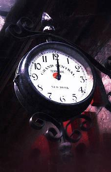 TONY GRIDER - Vintage Clock