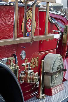 Jill Reger - Vintage Fire Truck 2