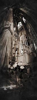 Virgin Mary by Torgeir Ensrud