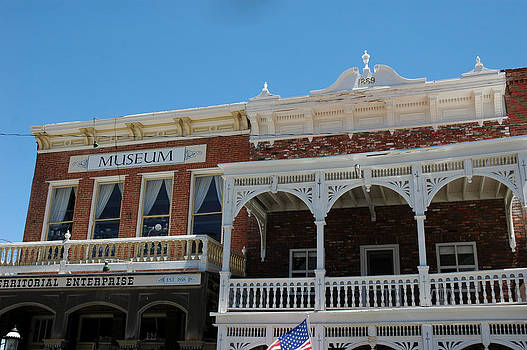 LeeAnn McLaneGoetz McLaneGoetzStudioLLCcom - Virginia City Nevada Museum
