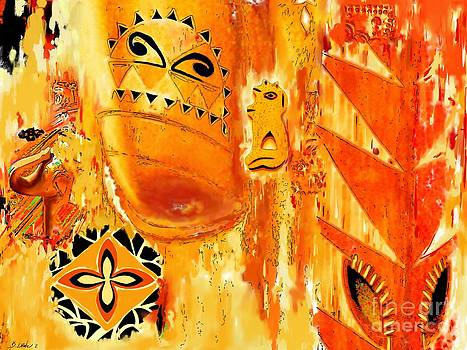 Visions of Africa by Barbara Drake