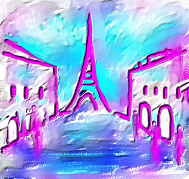 Visions Of Paris by Larry Cirigliano