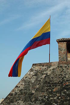 Viva Colombia by Kathy Schumann