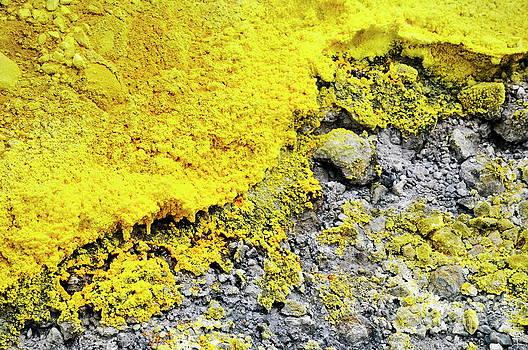 Sami Sarkis - Volcanic sulphur