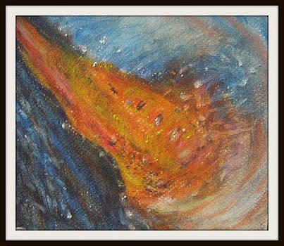 Volcano by Foqia Zafar