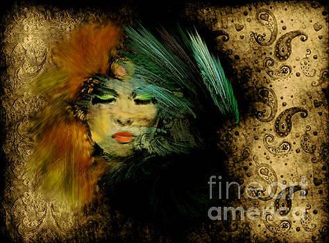 Voodoo Woman... by Velitchka Sander