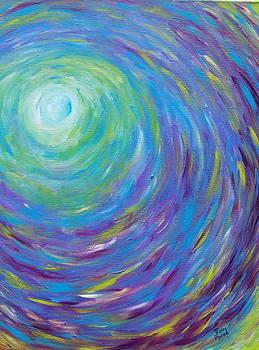 Vortex 3 by Betsy Moran