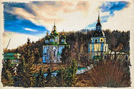 Matt Create - Vydubichi Monastery