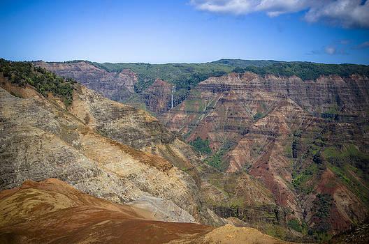 Waimea Canyon Color by Jen Morrison
