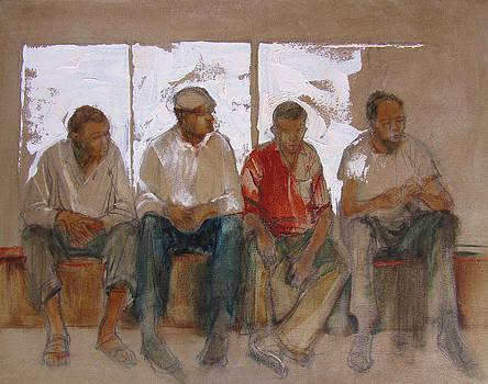 Waiting by Alida Bothma