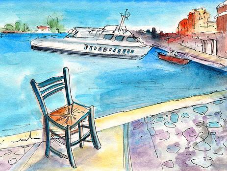 Miki De Goodaboom - Waiting for Godot in Crete