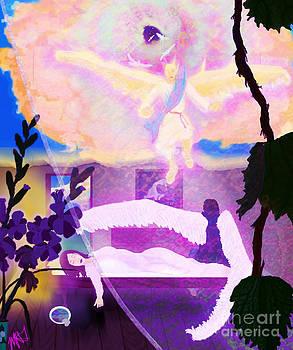 Waiting for Shiloh   Talitha Cumi by M R Garcia