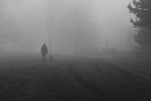 Walk the Dog by Maj Seda