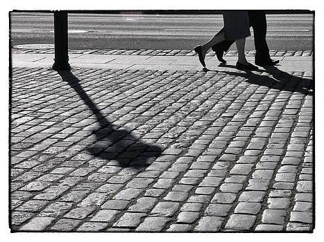 Walking by SM Shahrokni
