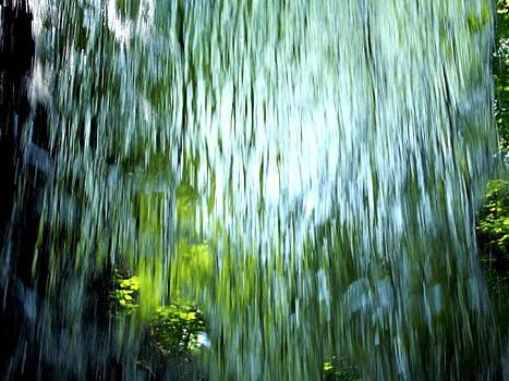 Wall of Water by John Carncross