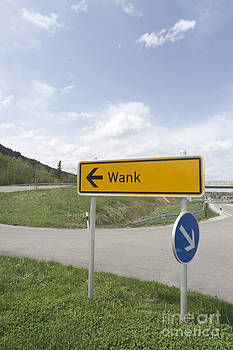 Wank by Alex Rowbotham
