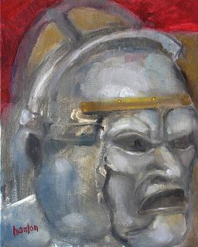Warrior by Susan Hanlon