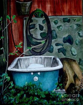 Wash Before Entering by LJ Newlin