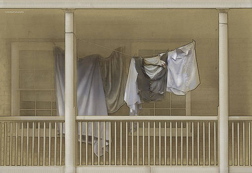 Wash Day by Ron Jones
