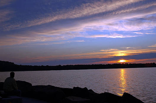 LeeAnn McLaneGoetz McLaneGoetzStudioLLCcom - Watchin the sun set