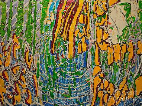 Water Drop by Ray  Petersen