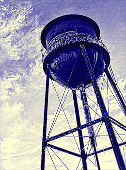 TONY GRIDER - Water Tower Blues