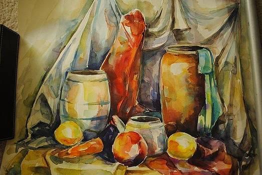 Watercolor by Nina