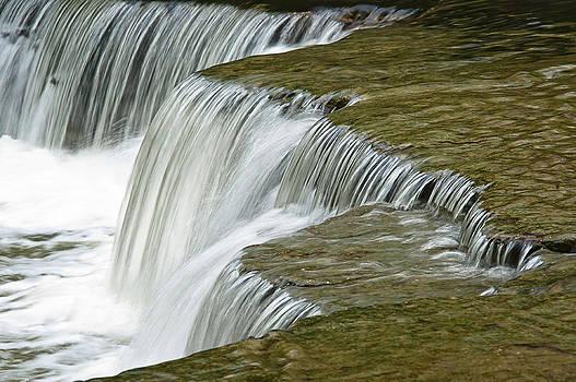 Waterfall by Jen Morrison