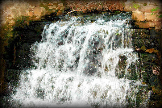Waterfall by Melissa Richter